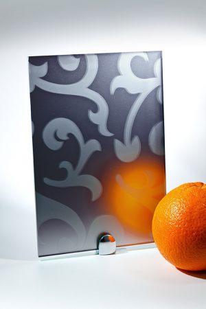 """Зеркало """"Леди"""" графит"""