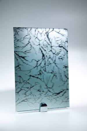 "Зеркало ""Гранит"" серебро"