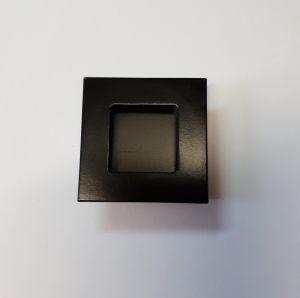 Ручка квадратная Черная