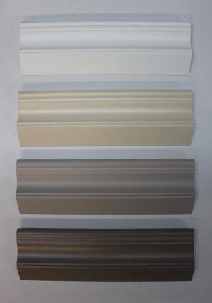 Карниз эмаль №9003, Р407, Р410, Р416
