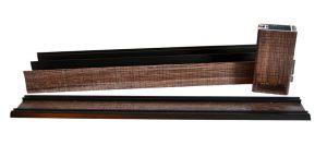 Окутка,тонировка,покраска в один цвет комплектующих для шкафа купе