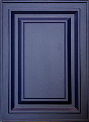 Рамочный фасад с филенкой, фрезеровкой 3 категории сложности