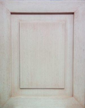 Рамочный фасад с филенкой 2 категории сложности