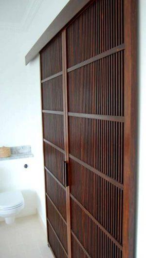 Вставка в двери МДФ с фрезеровкой